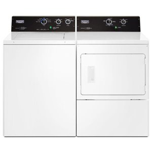 Maytag None Top-Load Washer (White)