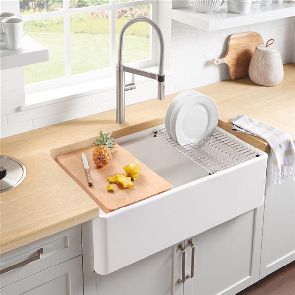 Blanco Profina Farmhouse Sink 36 In White Lowe S Canada