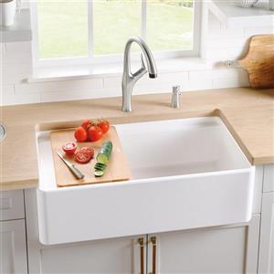 Blanco Profina Farmhouse Sink - 36-in- White