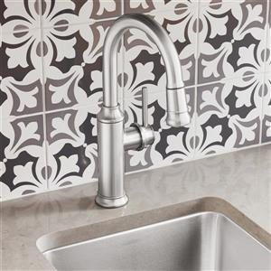 Blanco Empressa Pull-Down Faucet - Stainless Steel