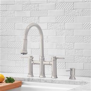 Blanco Empressa Pull-Down Faucet - Chrome