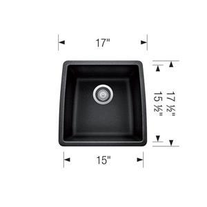 Blanco Performa Undermount Sink - Café