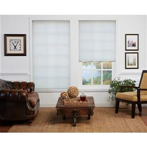 "allen + roth Light Filtering Cellular Shade - 21.5"" X 84""- Cream"