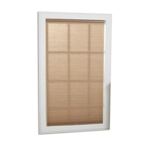 "allen + roth Light Filtering Cellular Shade - 60"" X 64""- Linen"
