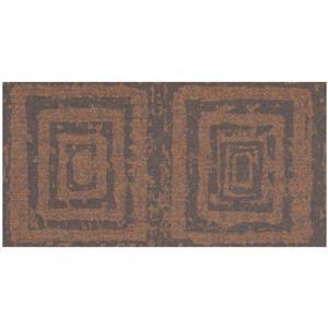 York Wallcoverings Abstract Squares Wallpaper - Amber
