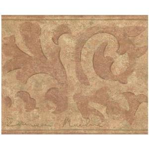 York Wallcoverings Prepasted Abstract Vines Wallpaper