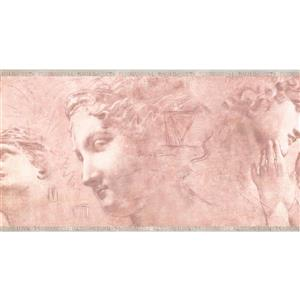 York Wallcoverings Prepasted Ancient Rome Wallpaper