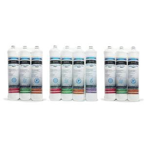 BOANN Filter Pack for Boann® RO Water Filtration System - 18 mos.