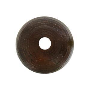 Premier Copper Products Globe Pendant Light Shade - 7-in - Copper