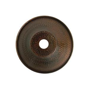 Premier Copper Products Cone Pendant Light Shade - 9-in- Copper