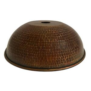 Premier Copper Products Dome Pendant Light Shade - 10.5-in - Copper