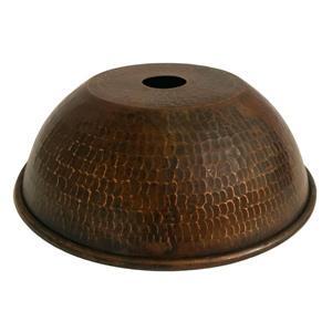 Premier Copper Products Dome Pendant Light Shade - 8.5-in- Copper