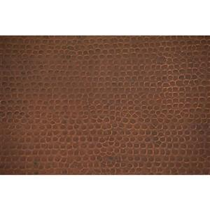 Premier Copper Products Copper Square Table Top - 24-in