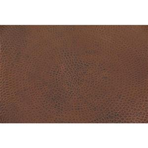 Premier Copper Products Round Copper Table Top - 24-in