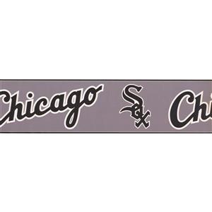 York Wallcoverings Chicago White Sox MLB Baseball Wallpaper