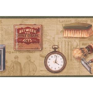 Retro Art Men's Accessories Wallpaper