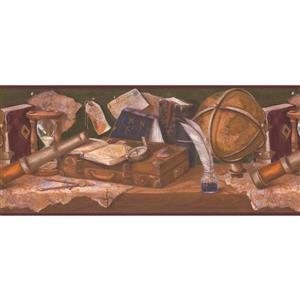 Retro Art Medieval Work Bench Wallpaper