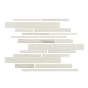 "Ceratec Lifestyle Barista Wall Tiles - 11"" - Glass - Beige - 15 pcs"