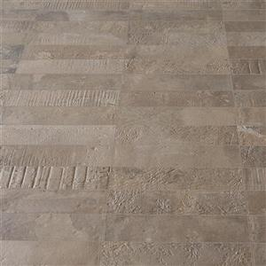 "Ceratec Struttura Bricklane Wall Tiles - 10"" - Porcelain - Taupe - 34 pcs"