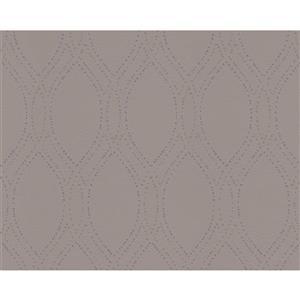 Spot 3 Modern Wallpaper Roll 21 Light Brown