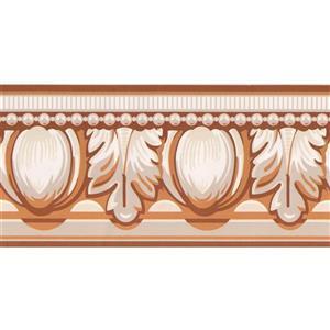 York Wallcoverings Vintage Victorian Crown Molding Wallpaper Border