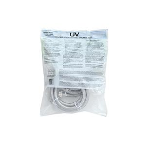 UV Hot and Cold Washing Machine Connector Kit - 5'