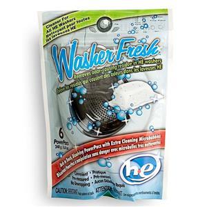 Fresh Productz WasherFresh™ HE Washing Machine Cleaner - 6-Pouch