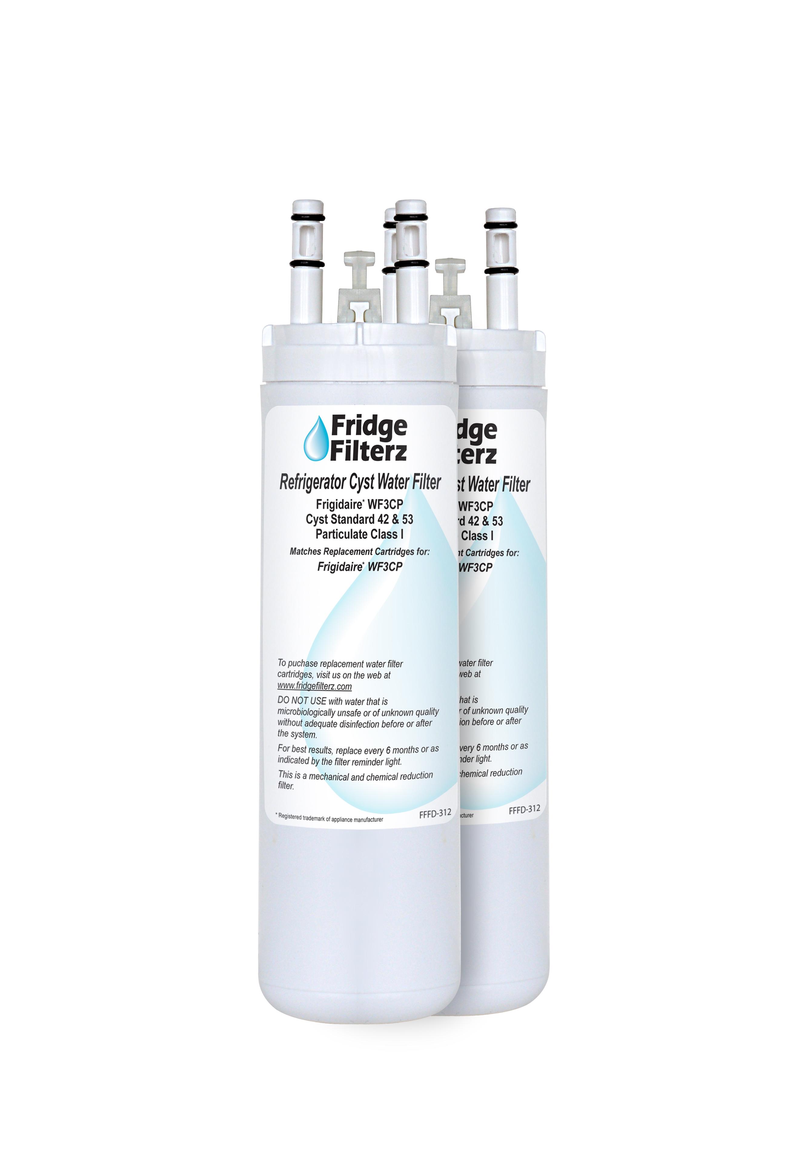 FridgeFilterz Refrigerator Water Filter for Frigidaire (2 Pack)