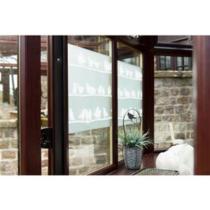 DC Fix Self Adhesive Window Film - 17-in x 59-in