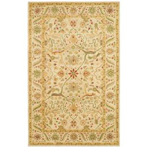 Antiquity Floral Rug - 3' x 5' - Ivory