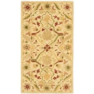 Antiquity Floral Rug - 2' x 4' - Ivory