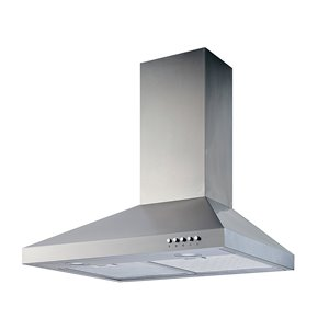 Turin 30-in Wall-Mounted Range Hood (Stainless Steel)