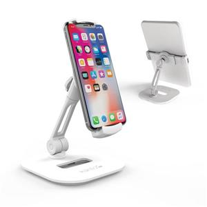 """Kanto DS100W Universal Phone and Tablet Stand, 6"""" -White"""