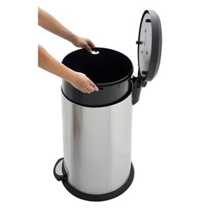 step n' sort compacting trash can, 40 l | lowe's canada