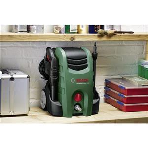 Bosch Electric High-Pressure Washer - 1.63 GPM - Green
