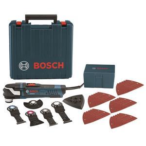 Bosch StarlockPlus(R) Oscillating Multi-Tool Kit - 32 pc