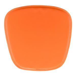 Zuo Modern Chair Cushion - 15-in x 17-in x 17-in - Orange