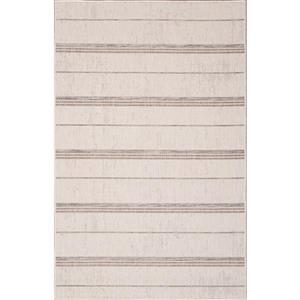 Erbanica Indoor-Outdoor Polypropylene Rug - Sand - 8' x 10'