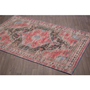 Erbanica Handmade Chenille Cotton Vintage Rug - 8' x 10'