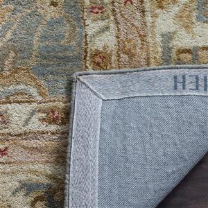Antiquity Rug - 9.5' x 13.5' - Wool - Grey Blue/Beige