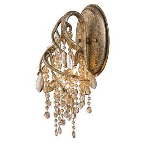 Golden Lighting Autumn Twilight Wall Sconce - Mystic Gold