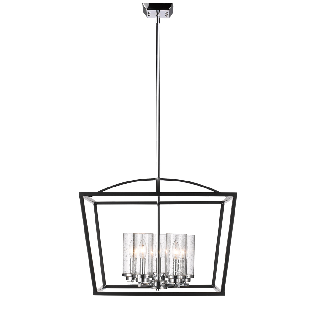 Golden Lighting Mercer Mini Pendant Light Black Lowe S Canada