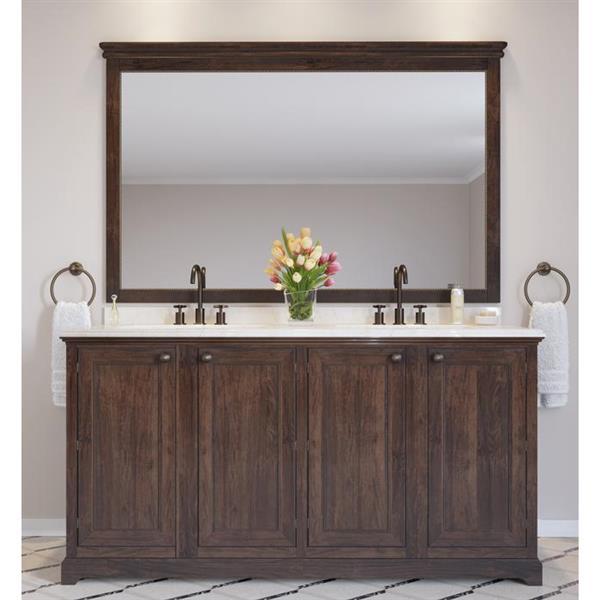 Ancona Prima Widespread Bathroom Faucet Bronze 10 63 Lowe S Canada