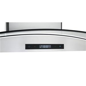 Ancona 30-in 620 CFM Wall-Mounted Range Hood (Stainless Steel)
