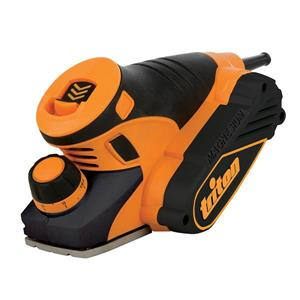 Triton Tools Compact Palm Planer - 450W - Black/Orange