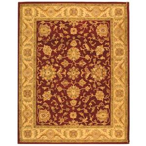 """Antiquity Decorative Rug - 8' 3"""" x 11' - Red/Gold"""