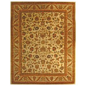 "Antiquity Decorative Rug - 8' 3"" x 11' - Gold"