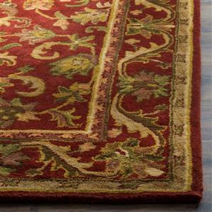"""Antiquity Decorative Rug - 8' 3"""" x 11' - Red"""