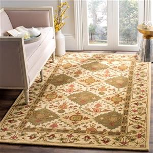 "Antiquity Decorative Rug - 8' 3"" x 11' -Beige"