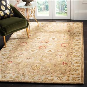 "Antiquity Decorative Rug - 8' 3"" x 11' - Brown/Beige"